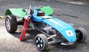 Bestie, automobil vlastní konstrukce pro vytrvalostní závody