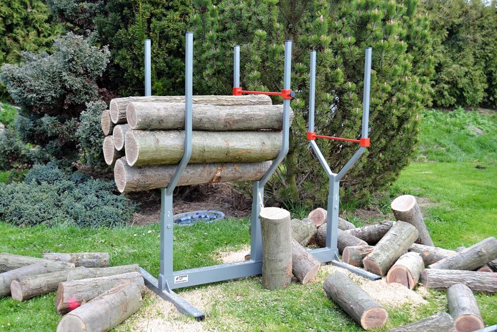 stojan na řezání dřeva Pořízek