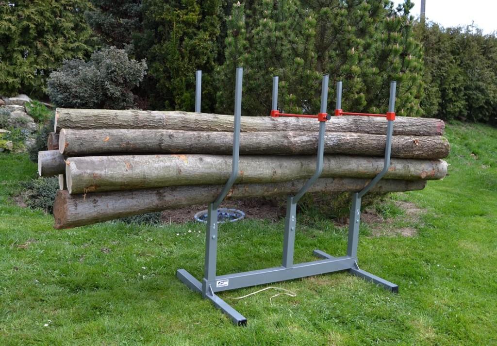 Pořízek stojan na řezání dřeva