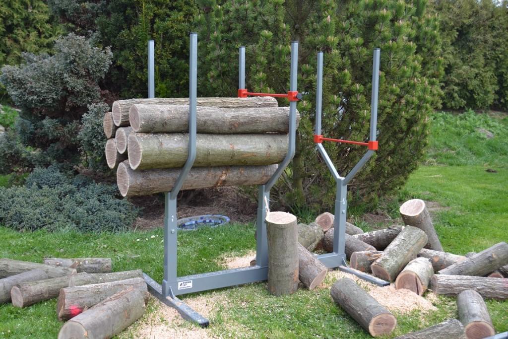 Pořízek stojan na řezání dřeva 2